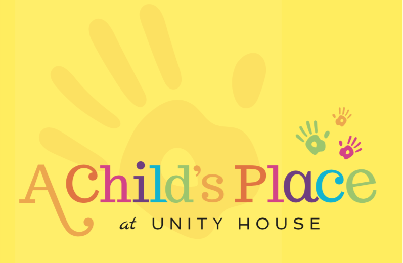 A Child's Place at Unity House - Brochure cover